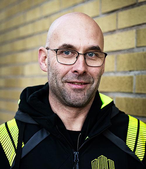 Patrik Petersson